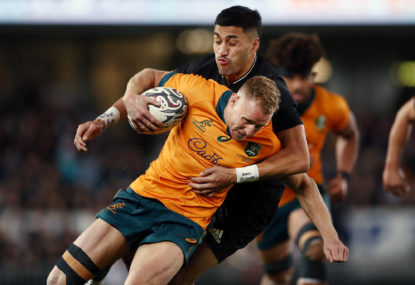 The Thursday rugby two-up: The Rugby Championship is here (somewhere)