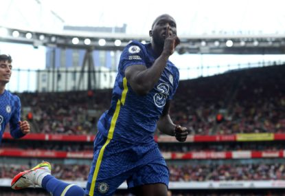PL talking points: 'Match made in heaven' as Lukaku scores, Kane plays for Spurs, Ole cries foul