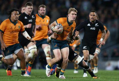 Rugby Australia still hopeful of Perth Bledisloe Test