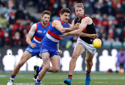 AS IT HAPPENED: Doggies' sublime second half sinks Dons in the wet
