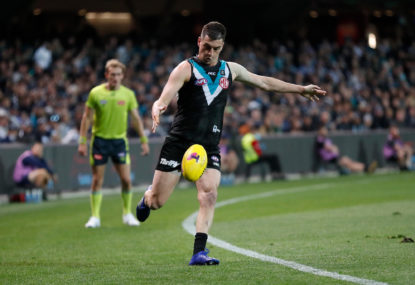 Ex-Lions skipper and current Power mid Rockliff announces retirement