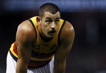 My year in review: How the AFL narrowly escaped 2021's pit of flaming faeces