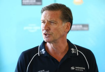 Swimming Australia boss quits after just three months
