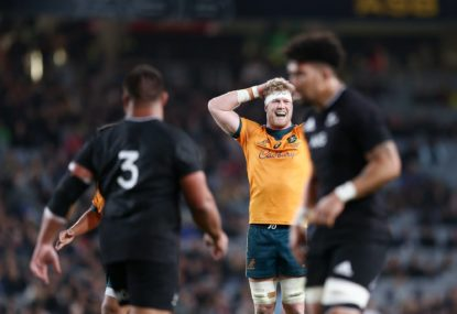 The Wrap: Rugby's world in conflict becomes a world in standstill