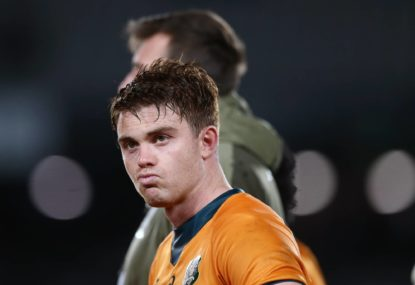 You think you know pain? We are Wallabies supporters, doomed to live in hell forever