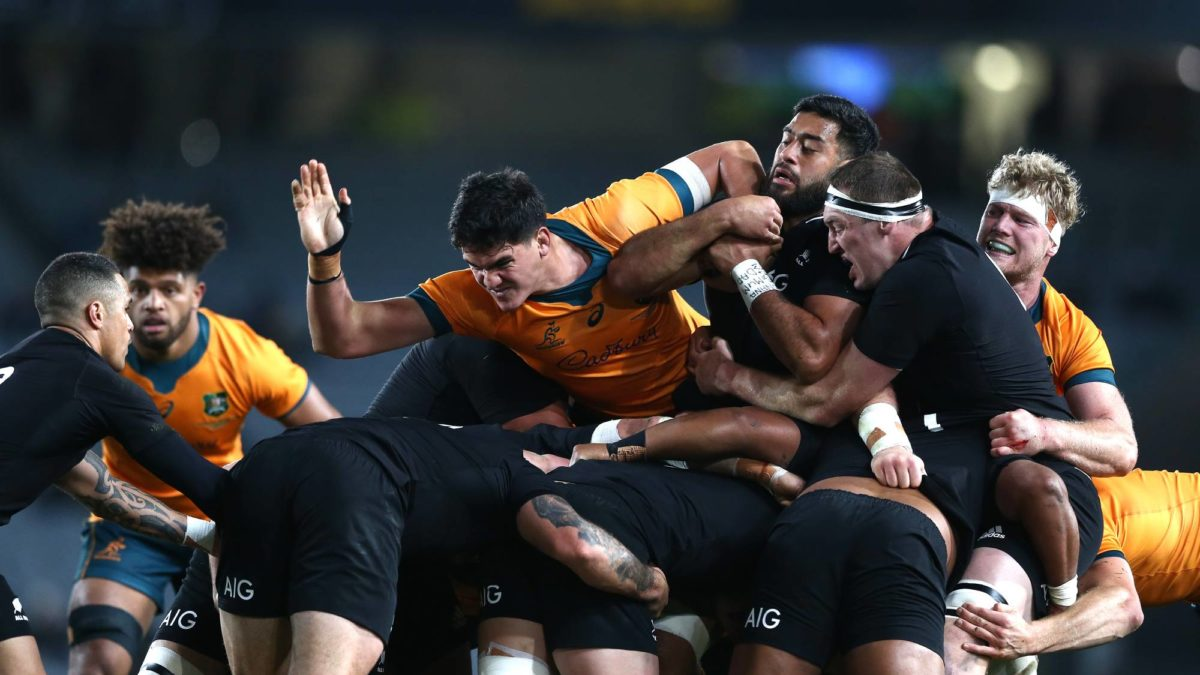 Use it? Lose it! A simple way to fix rugby's much-maligned maul
