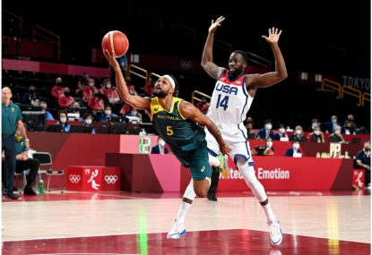 Beating the USA in Olympic Games basketball would have been as good as it gets for Australian team sports