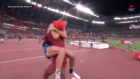 WATCH: Sportsmanship, or farce? High jump final ends in never before seen scenes