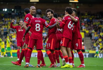 Liverpool vs AC Milan: See how Reds' pulsating victory unfolded