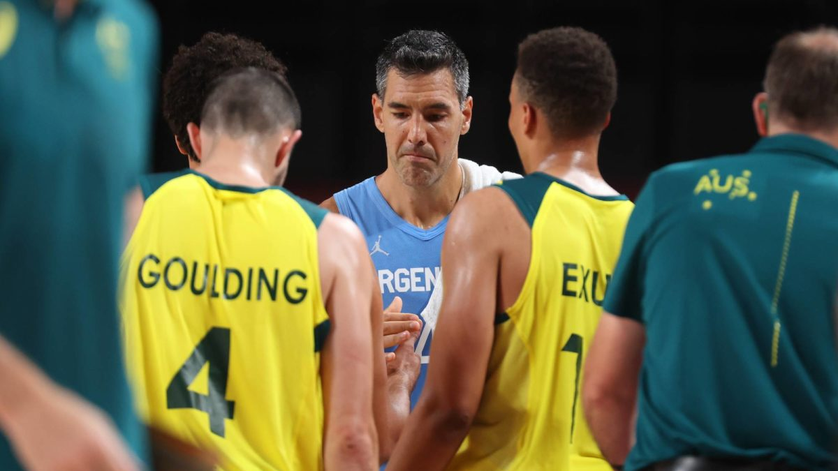 Boomers' beautiful act of sportsmanship and respect for Argentine opponent 'what Olympics all about'