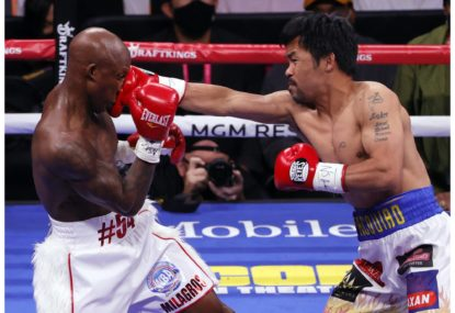 Manny Pacquiao may have thrown his last punch as Ugas beats legend by decision