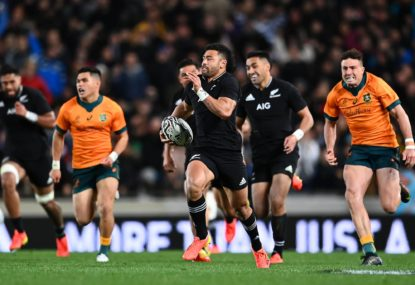 MATCH REPORT: Rennie's Wallabies sent out to go big or die trying - it was the latter