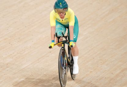 Incredible 20 minutes for Australia with two gold medals in a row