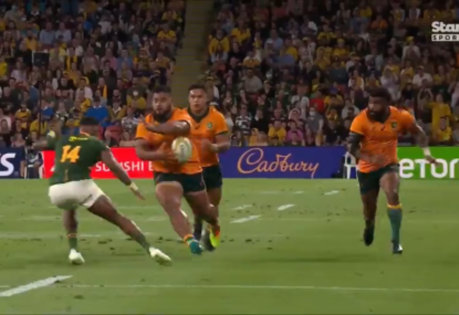 Tongan Thor pulls off outrageous, totally unnecessary 'box office' try assist because why not