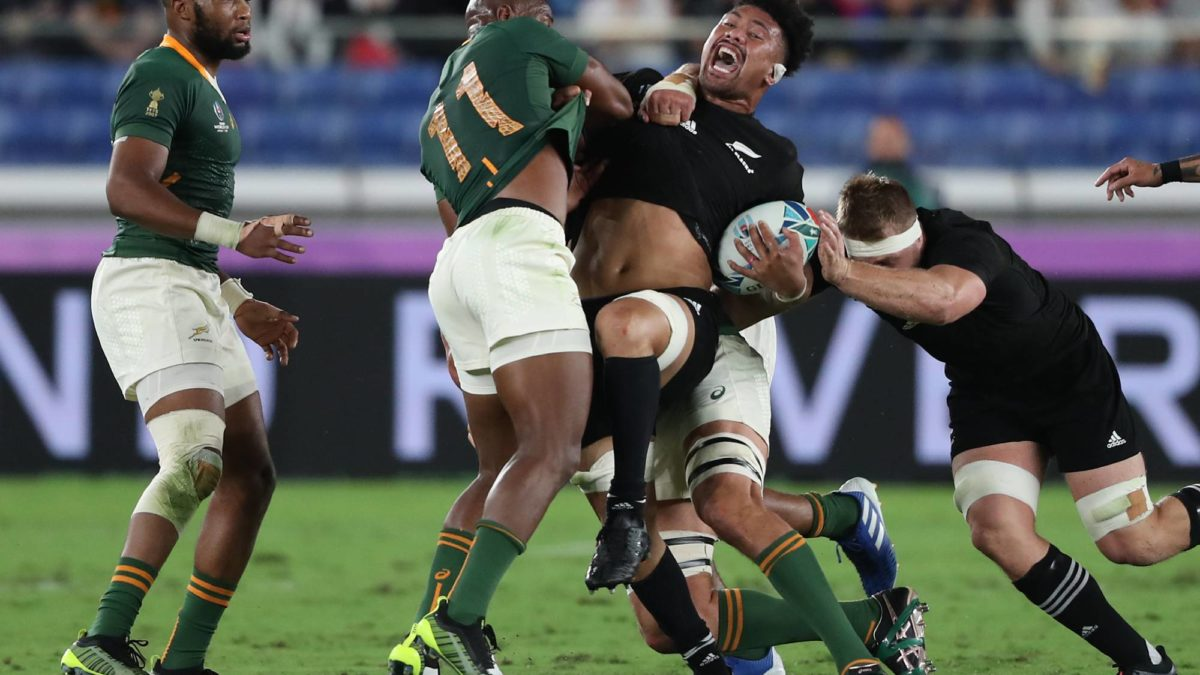 'They just get the dregs': Boks pack hammered by World Cup hero, Super absence blamed for woes