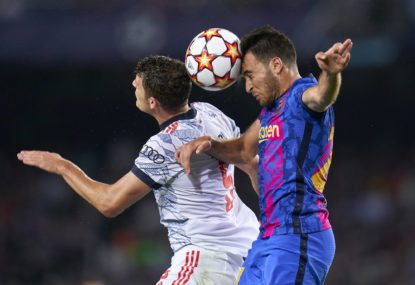 Boys beat ManU, VAR breaks hearts and what has happened to Barca? Talking Points as CL makes return