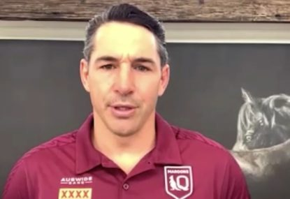 'I'm not teaching physics': Slater addresses inexperience concerns after being named QLD coach