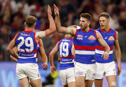 Western Bulldogs season 2021 review: Who let the Dogs out?