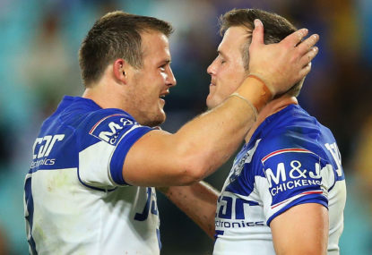 Twin peaks: The Morris brothers embody everything good about rugby league