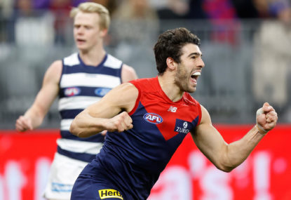 AS IT HAPPENED: Demons embarrass Cats in outrageously one-sided final