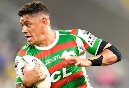 AS IT HAPPENED: Souths announce themselves as contenders with Penrith upset