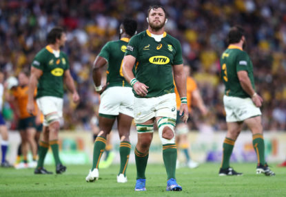 SA View: Heartbreak in the 100th as Boks 'set the table, kill the calf and forget to eat'