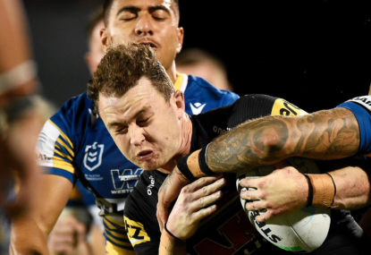 Brad Arthur takes aim at Penrith's 'whingeing' after Panthers' epic semi win