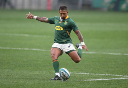Coach's Corner Issue 24: When the whingeing stops, these Boks can really play!