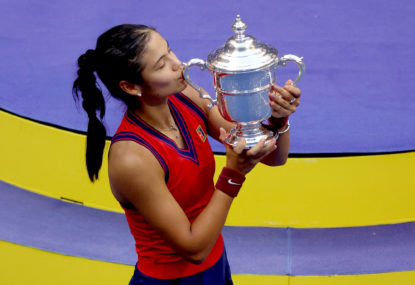 Teenage dream! Emma Raducanu claims US Open glory with stunning performance
