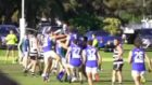 Local footy club President does a Nick Davis with last second winner in prelim final