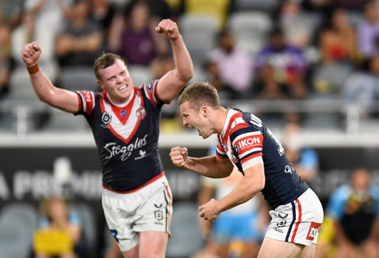Sam Walker of the Roosters