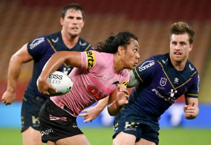 JAMIE SOWARD: The pressure imbalance and key battles that will decide Penrith vs Storm