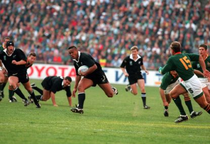 Celebrating 100 Tests and 100 years: 'There's never a winner in NZ vs South Africa, just the next battle'