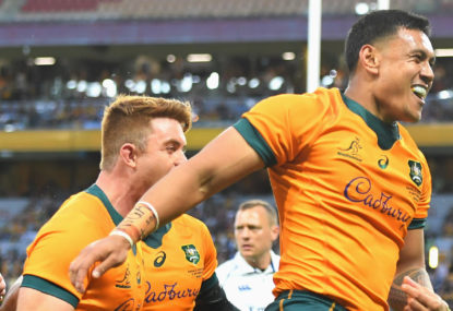 'We want to get the country behind us': Everything Rennie said about beating Boks, JOC return