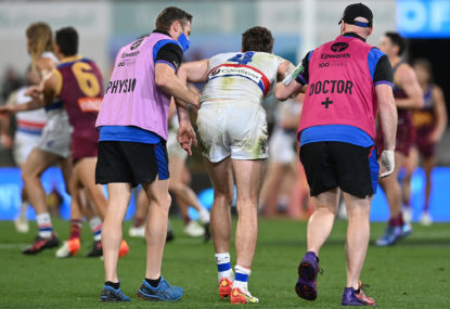 'A sweet victory, but at what cost?': Talking points from the Bulldogs-Lions epic