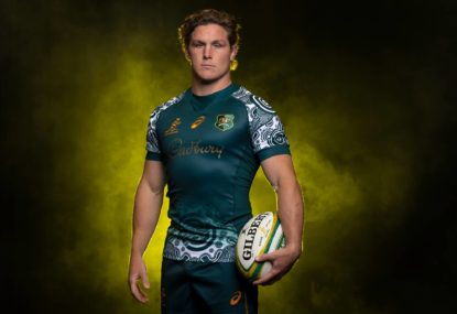 'It bloody hurts': Everything Michael Hooper said about ABs' dominance and how Wallabies can end it