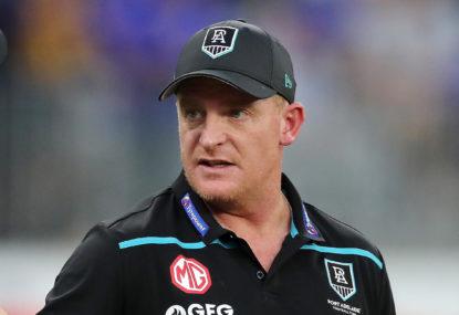 Voss locked in as Carlton coach