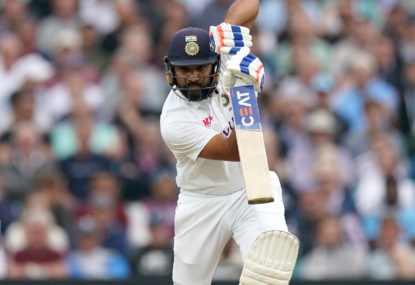 Rohit Sharma finally becomes the batsman we all thought he could be