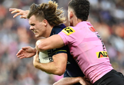 MATCH REPORT: Storm stifled by stingy Panthers in extraordinary preliminary final