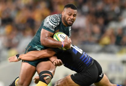 MATCH REPORT: Kerevi and Kellaway deliver as Wallabies overcome Argentina