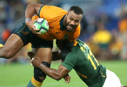 'Golden generation': Winning Wallabies need golden oldies and gilded youth