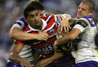 Sia Soliola and 'TRI': Adventures in rugby league sponsorship