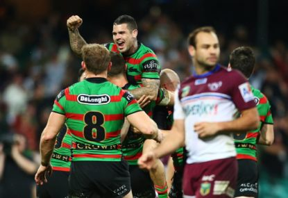 JAMIE SOWARD: My tip for a match winner in Manly vs. Souths, and it isn't Tom Trbojevic