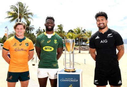 Time to 'do a Lions' and pick a Southern Hemisphere All Stars to bring four nations together