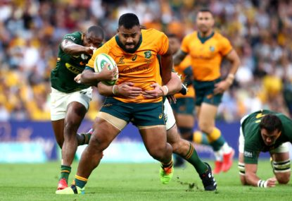 Is Taniela Tupou top of the props?