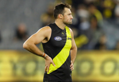 The obvious choice for Richmond's next captain - and no, it isn't Dusty