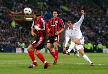 Curlers, pile drivers, bicycle kicks and some old fashioned cheekiness: UCL's greatest 10 goals