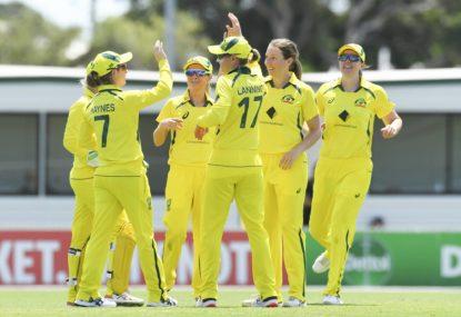 Teenage sensation helps Australia extend incredible ODI streak