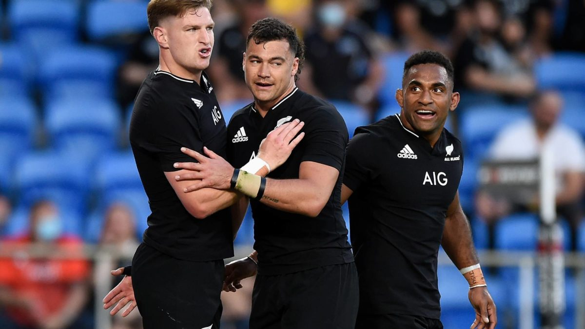 'We're aware of the history': Foster names strongest available side for All Blacks clash with Boks