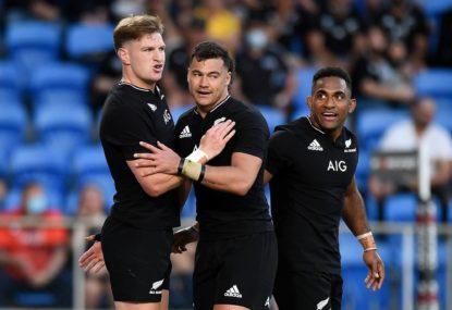 USA vs All Blacks: international rugby union live scores, blog